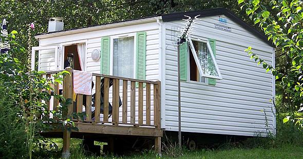 Location Mobil-home Mini 2 personnes
