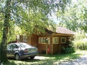 Locations 3/4 personnes Caravane-Chalet