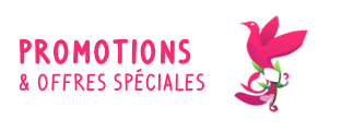 Promotions camping Clair Matin
