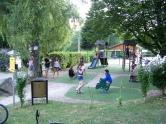 Jeux pour enfants camping Clair Matin