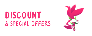 Discount and Special offers